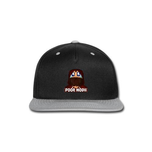 poor modii - Snap-back Baseball Cap