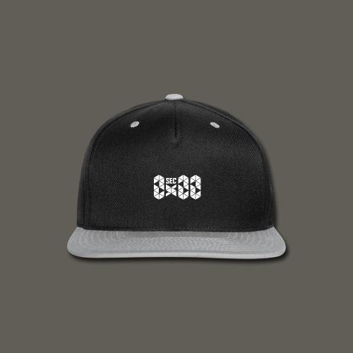 0x00sec Compact - Snap-back Baseball Cap