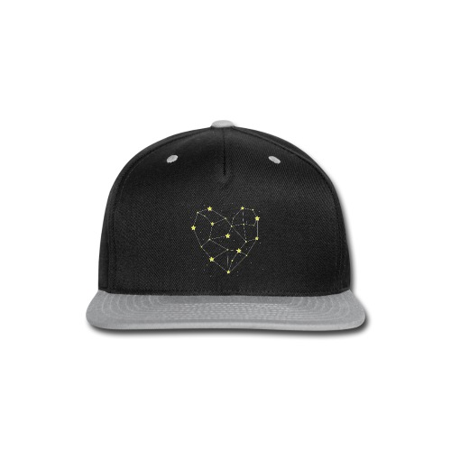 Heart in the Stars - Snap-back Baseball Cap