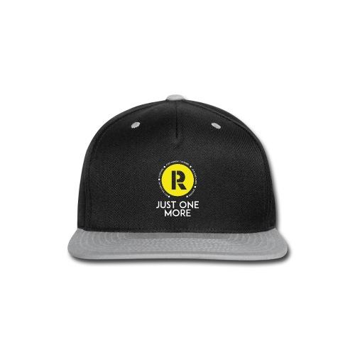 THE VALUES - Snap-back Baseball Cap