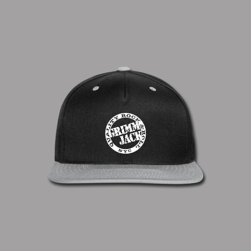 Grimm Jack white Quality RnR - Snap-back Baseball Cap
