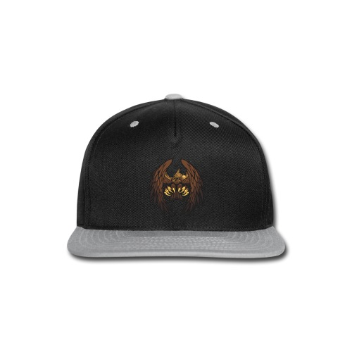 eagle hawk - Snap-back Baseball Cap