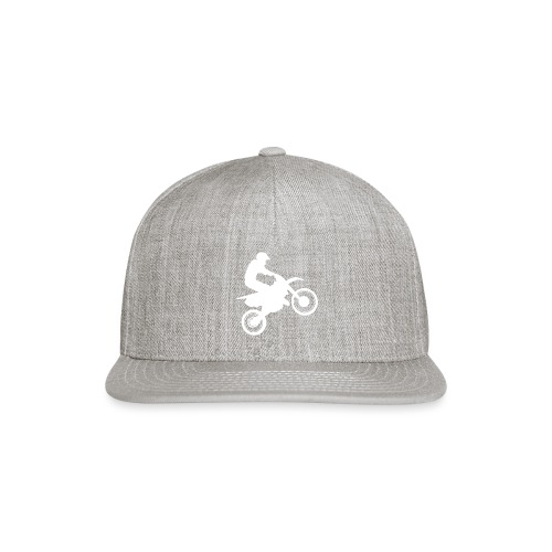 Motocross - Snap-back Baseball Cap