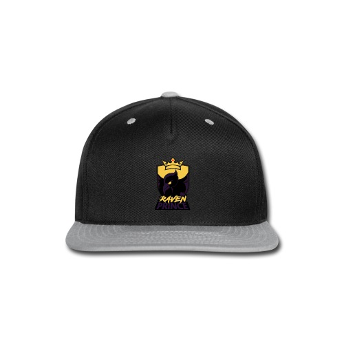 Modern xRavenPrincex Name/Logo - Snap-back Baseball Cap