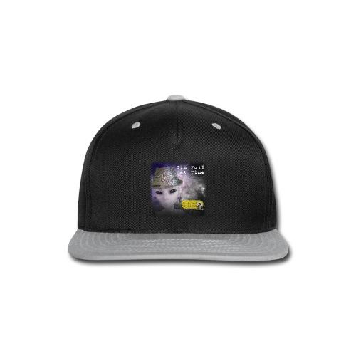 Tin Foil Hat Time (Space) - Snap-back Baseball Cap