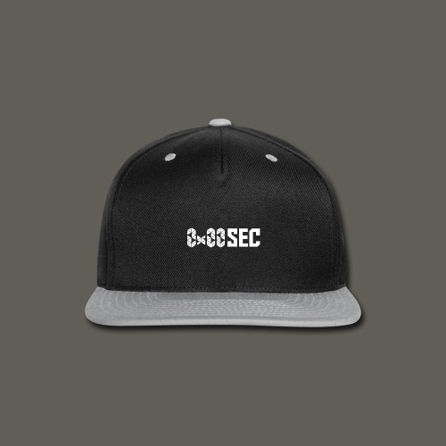 0x00sec Long - Snap-back Baseball Cap