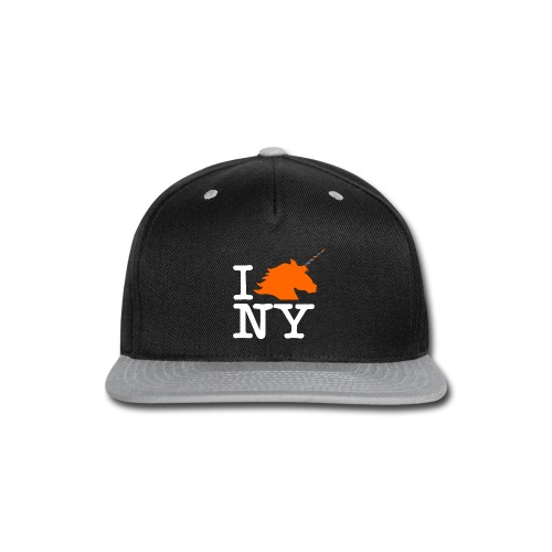 I Unicorn New York (Kristaps Porzingis) - Snap-back Baseball Cap