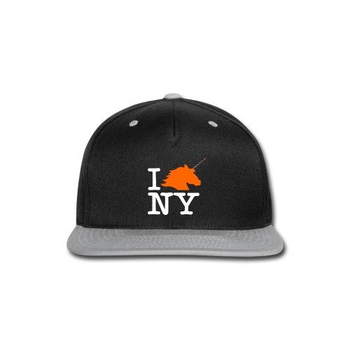 I Unicorn New York (Kristaps Porzingis) - Snap-back Baseball Cap