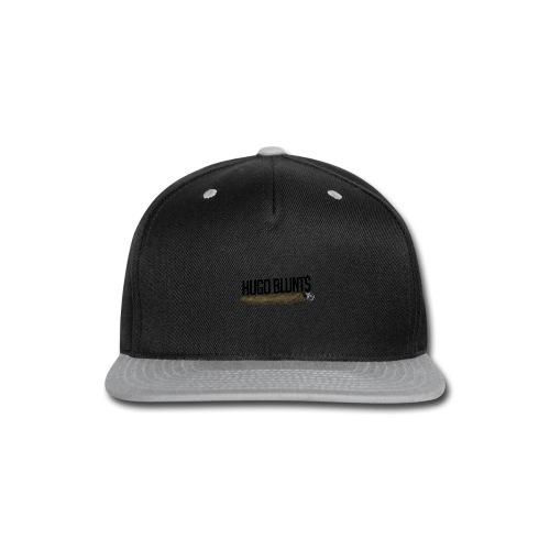 HugoBlunts Logo - Snap-back Baseball Cap