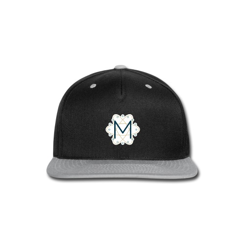 Macca's Tech Logo - Snap-back Baseball Cap