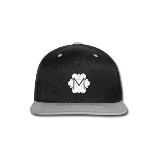 Macca's Tech Logo - Snap-back Baseball Cap