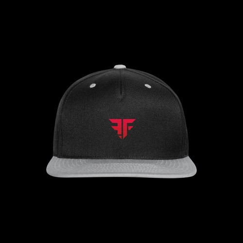Fearless Foster Logo - Snap-back Baseball Cap