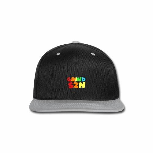 Rainbow SZN - Snap-back Baseball Cap