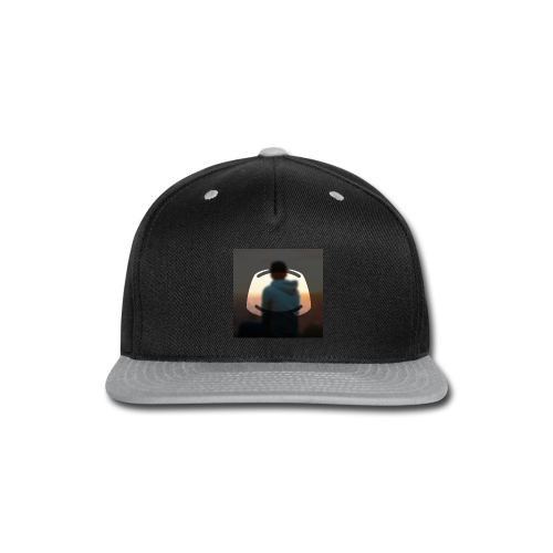 Atherion Discord Logo - Snap-back Baseball Cap