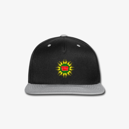 Planet Lucha Logo - Snap-back Baseball Cap