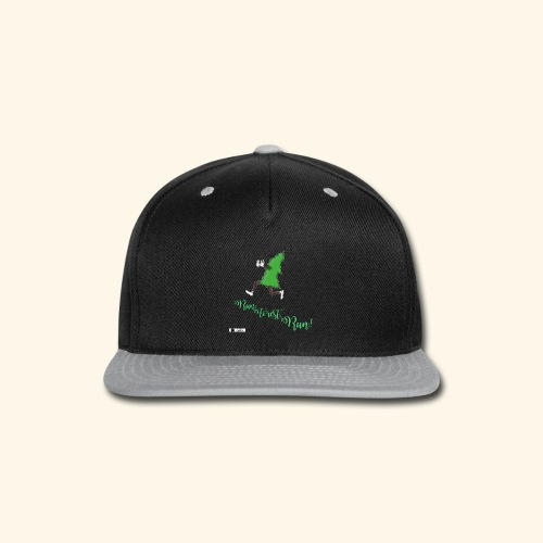 Run, Forest, Run! - Snap-back Baseball Cap