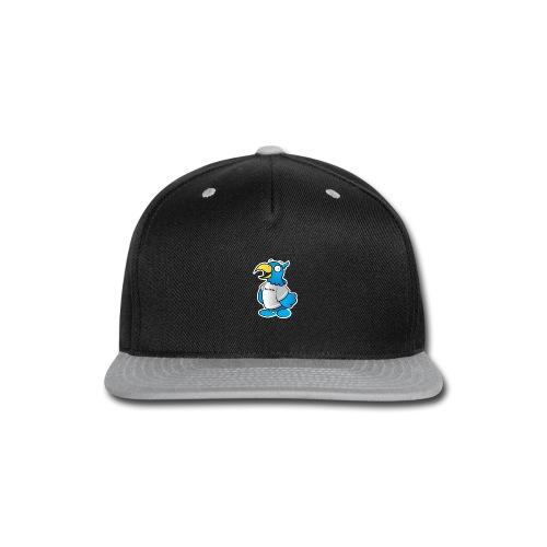 Mo Milla Single Image - Snap-back Baseball Cap
