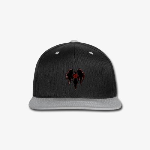 Space Vigilante Logo - Snap-back Baseball Cap