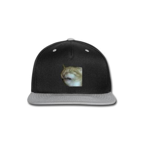 DANKIUS crying cat v4 - Snap-back Baseball Cap