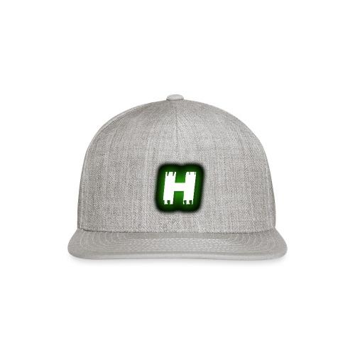 Hive Hunterz 'H' - Snap-back Baseball Cap