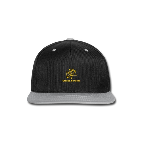 gaming network gold - Snap-back Baseball Cap