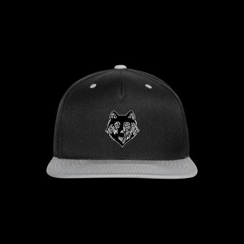 logowolf HD - Snap-back Baseball Cap