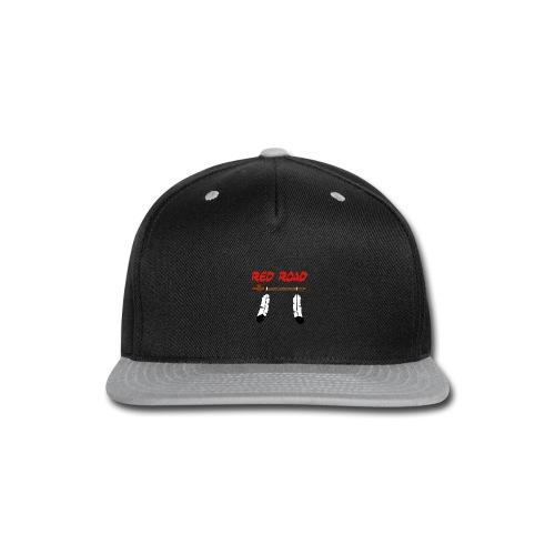 Redroad - Snap-back Baseball Cap