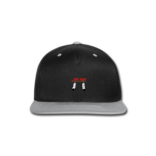 Red Road - Snap-back Baseball Cap