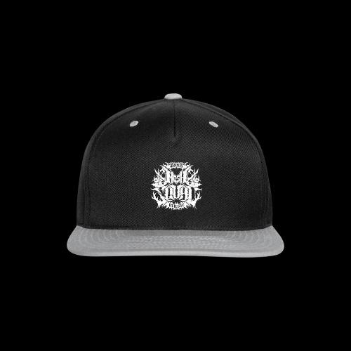 Mosh Squad Logo Merch - Snap-back Baseball Cap