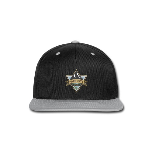 Park City, Utah - Snap-back Baseball Cap