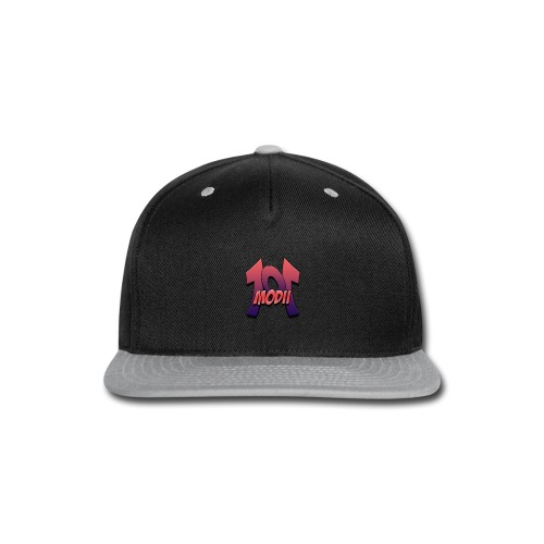 modii logo - Snap-back Baseball Cap