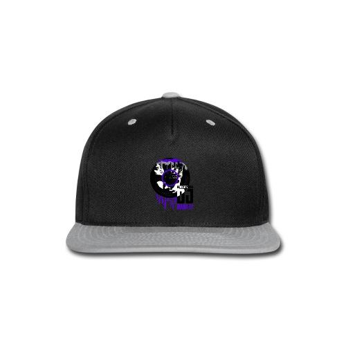 Rockies Dj Dani D logo - Snap-back Baseball Cap