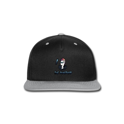 I run the shadows shadows - Snap-back Baseball Cap