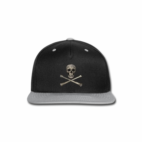 A Pirate's Bones - Snap-back Baseball Cap