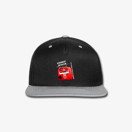 GEORGE JETSAM PUNCHIN DEM SUCKERS - Snap-back Baseball Cap