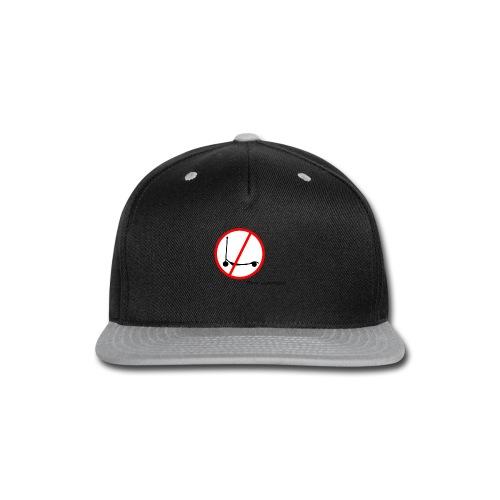 No scooter logo - Snap-back Baseball Cap