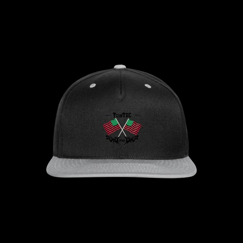 TSC 06 Flags - Snap-back Baseball Cap