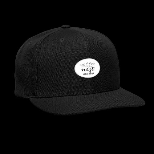 NEST BADGE - Snap-back Baseball Cap