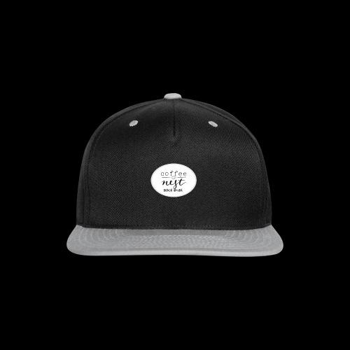 NEST BADGE - Snap-back Baseball Cap