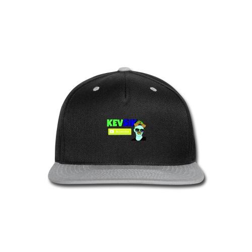 KEVSIK Hoodie - Snap-back Baseball Cap