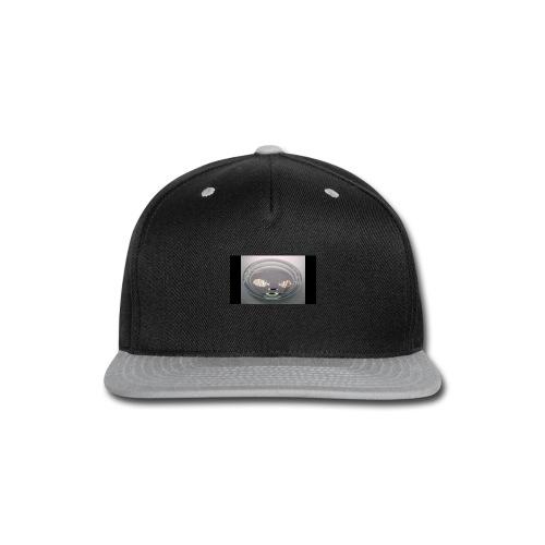 Eye to Eye - Snap-back Baseball Cap