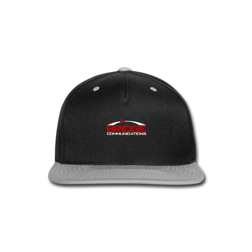 Bridge Communications Dark Logo - Snap-back Baseball Cap