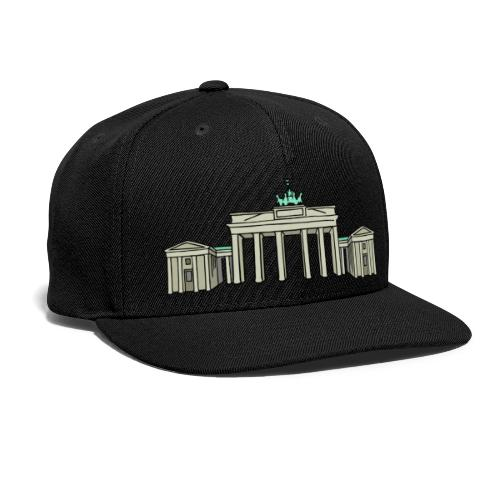Brandenburg Gate Berlin - Snap-back Baseball Cap