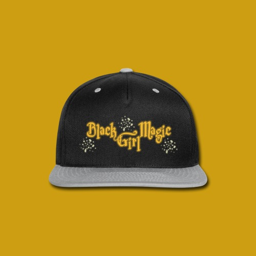 bgm4 - Snap-back Baseball Cap