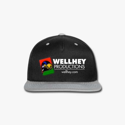 WHP Con Exclusive Shirt - Snap-back Baseball Cap
