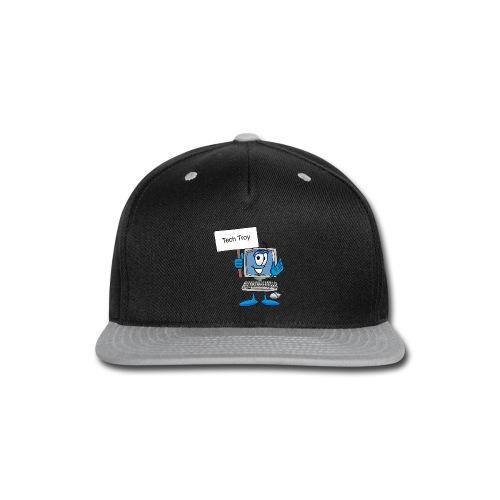 Tech Troy - Snap-back Baseball Cap