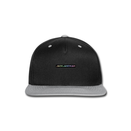awesome merch - Snap-back Baseball Cap