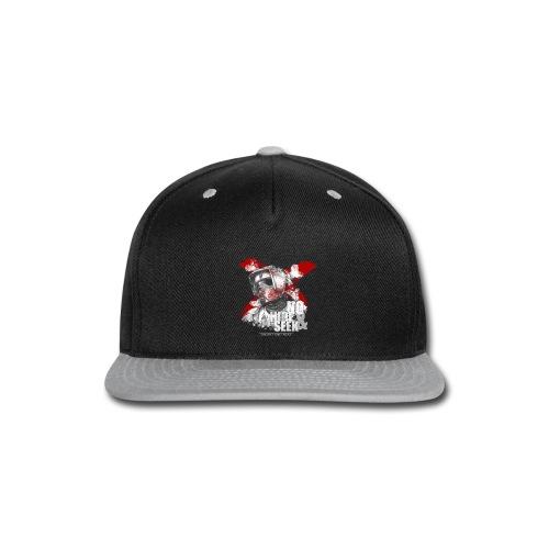 No hide & Seek - Snap-back Baseball Cap
