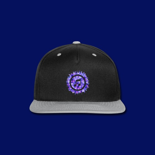 Galaxy Music Design - Snap-back Baseball Cap
