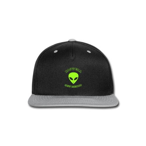 Roswell New Mexico - Snap-back Baseball Cap